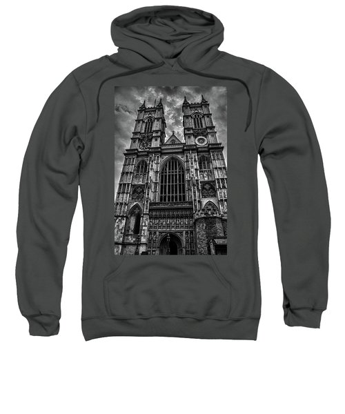 Westminster Abbey Sweatshirt by Martin Newman