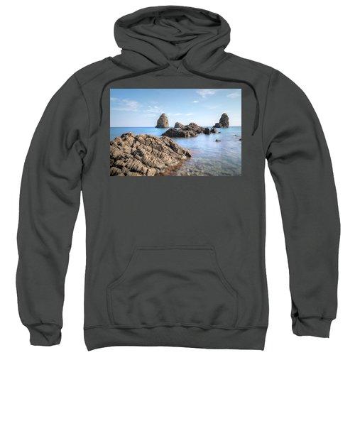 Aci Trezza - Sicily Sweatshirt by Joana Kruse
