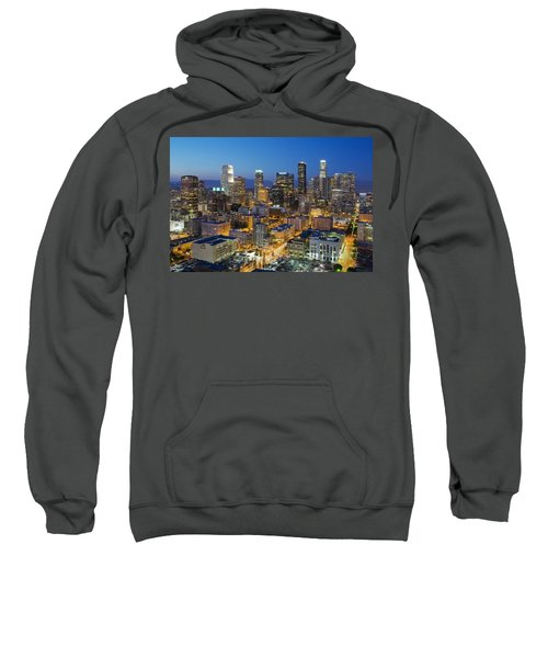 A Night In L A Sweatshirt by Kelley King