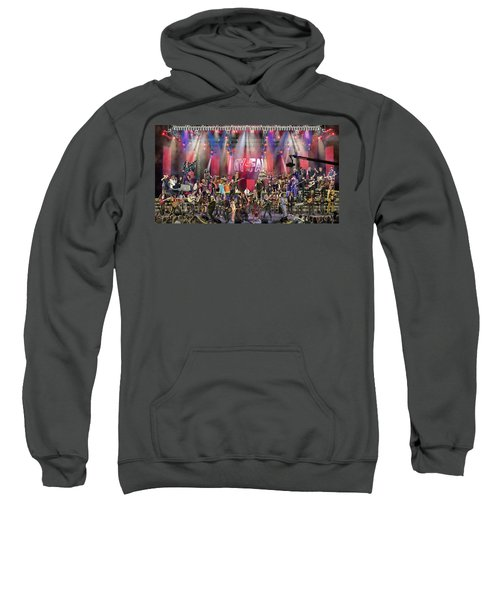 All Star Jam Sweatshirt by Don Olea