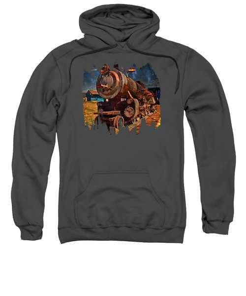 Old 44 Sweatshirt by Thom Zehrfeld