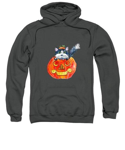 Boo Sweatshirt by Shelley Wallace Ylst