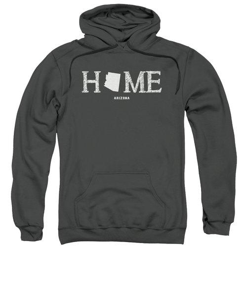Az Home Sweatshirt by Nancy Ingersoll