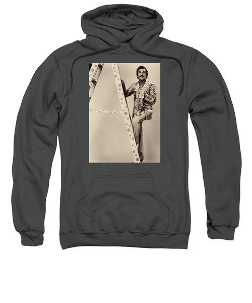 Band Leader Doc Serverinsen 1974 Sweatshirt by Mountain Dreams