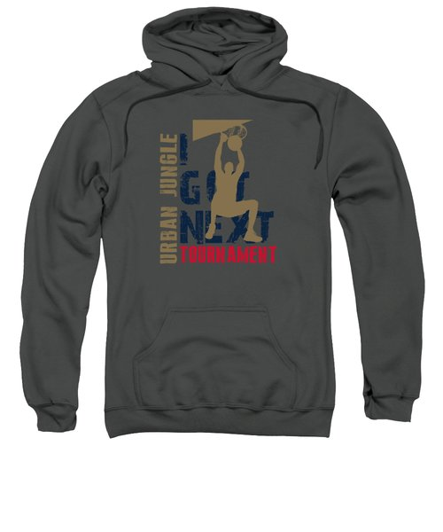 Basketball I Got Next 4 Sweatshirt by Joe Hamilton