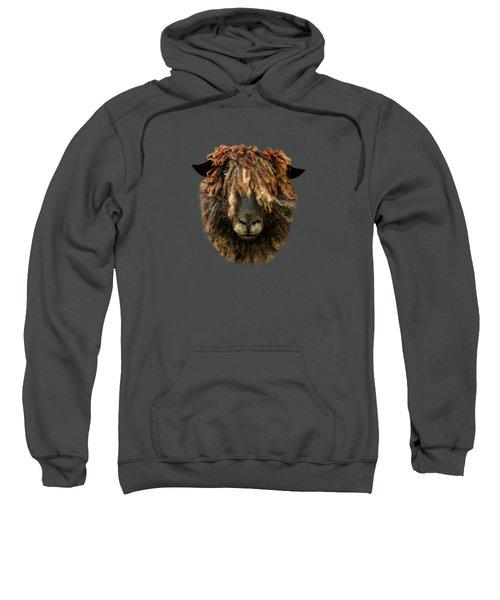 Beacuse Ewe Are Worth It 2 Sweatshirt by Linsey Williams