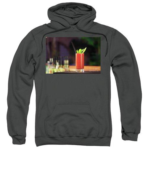 Bloody Mary Forever Sweatshirt by Ekaterina Molchanova