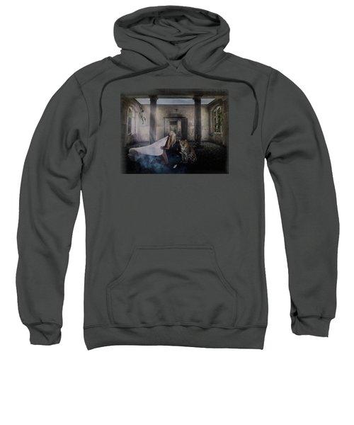 Bluebonnet Hall Sweatshirt by Terry Fleckney