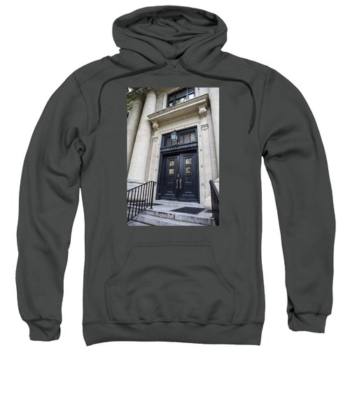 Carnegie Building Penn State  Sweatshirt by John McGraw