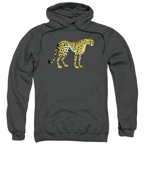 Cheetah Sweatshirt by Wild Kratts