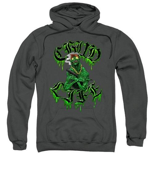 C.h.u.d. Life Sweatshirt by Kelsey Bigelow