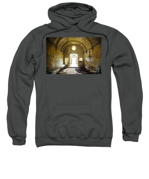 Church Ruin Sweatshirt by Carlos Caetano