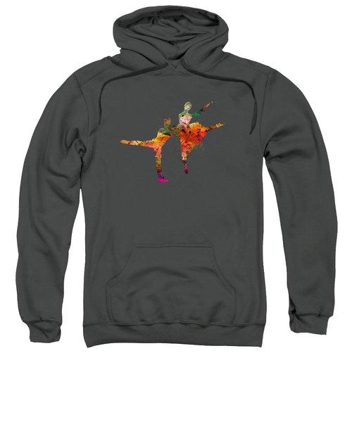 Dancing Queen Sweatshirt by Mark Ashkenazi