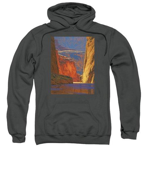 Deep In The Canyon Sweatshirt by Cody DeLong