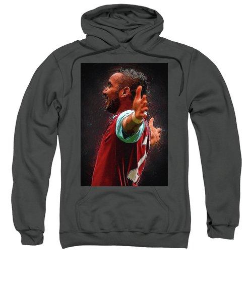 Dimitri Payet Sweatshirt by Semih Yurdabak