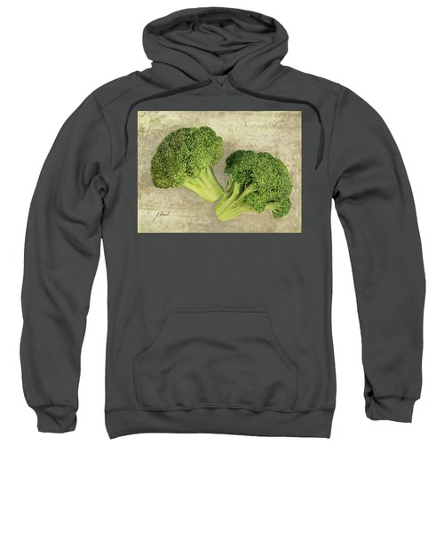 Due Broccoletti Sweatshirt by Guido Borelli