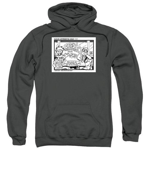 Elton Sweatshirt by Joe King