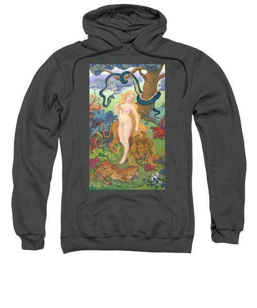 Eve Sweatshirt by Paul Ranson