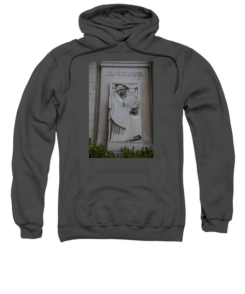Fine Art Library Penn State  Sweatshirt by John McGraw