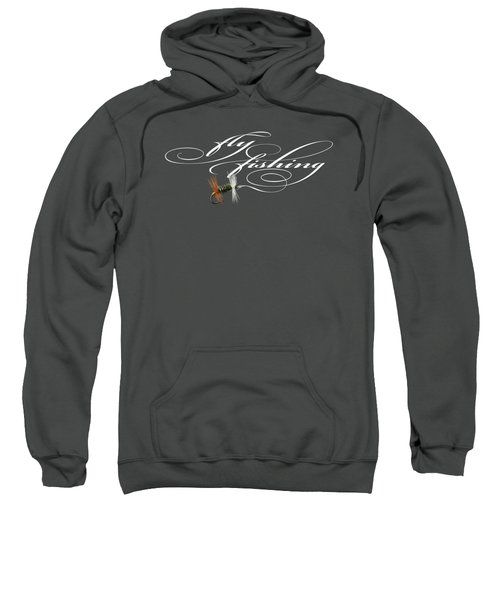 Fly Fishing Renegade  Sweatshirt by Rob Corsetti