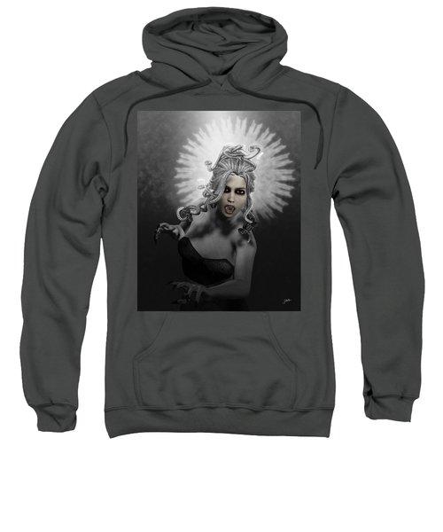 Gorgon Sweatshirt by Joaquin Abella
