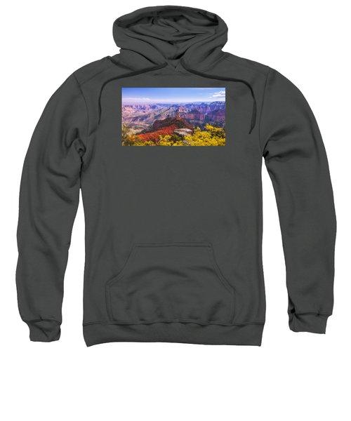 Grand Arizona Sweatshirt by Chad Dutson