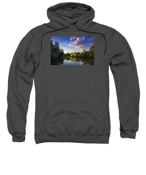 Hidden Light Sweatshirt by Marvin Spates