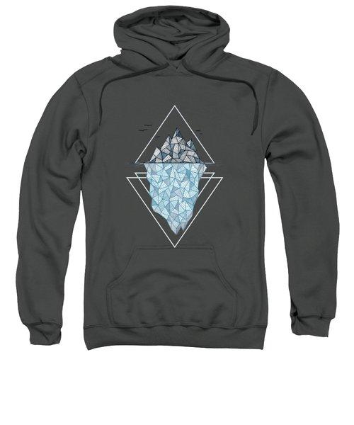 Iceberg Sweatshirt by Barlena