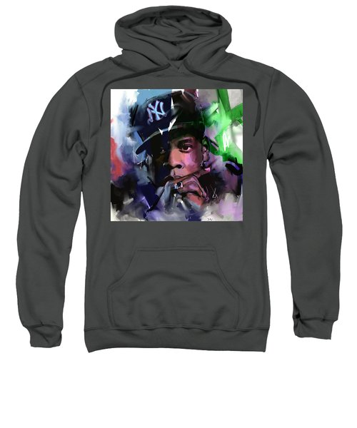 Jay Z Sweatshirt by Richard Day