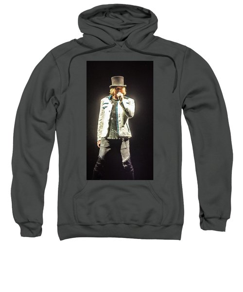 Joe Elliott Sweatshirt by Luisa Gatti