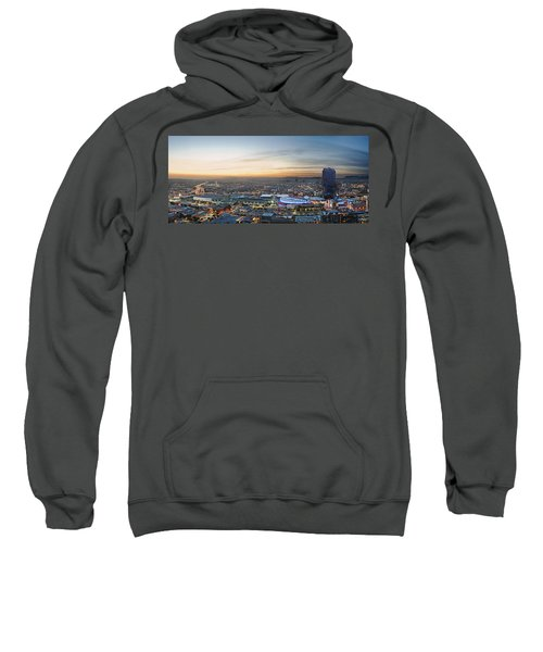 Los Angeles West View Sweatshirt by Kelley King