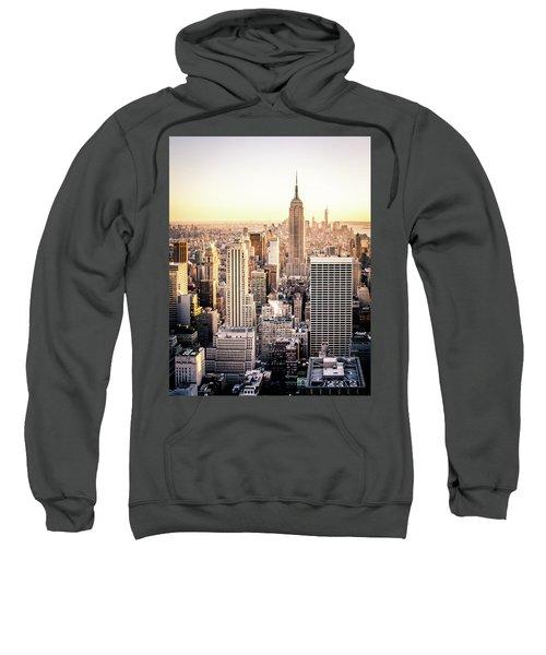 Manhattan Sweatshirt by Michael Weber