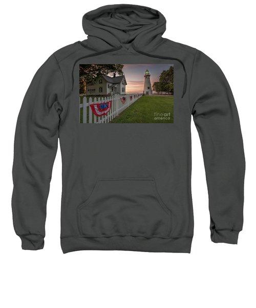 Marblehead Memorial  Sweatshirt by James Dean