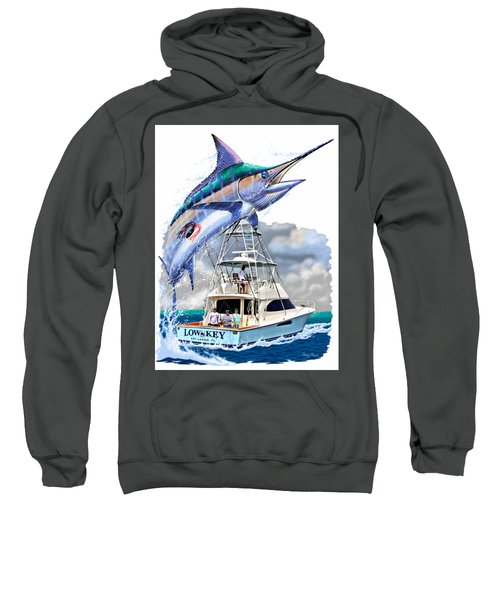 Marlin Commission  Sweatshirt by Carey Chen