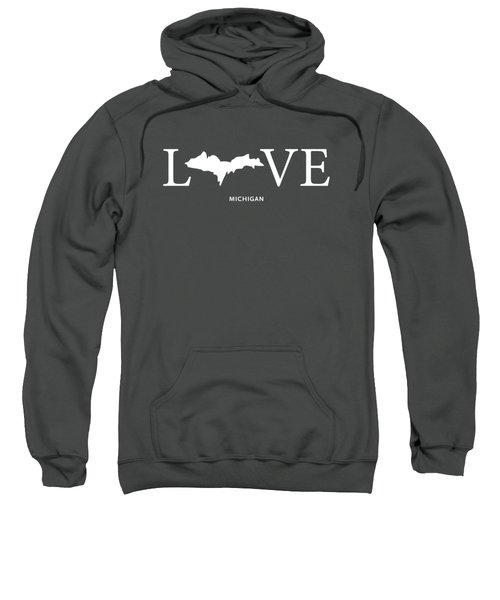 Mi Love Sweatshirt by Nancy Ingersoll
