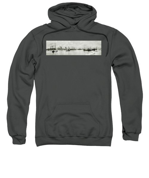 Miami, Florida Circa 1925  Sweatshirt by Jon Neidert