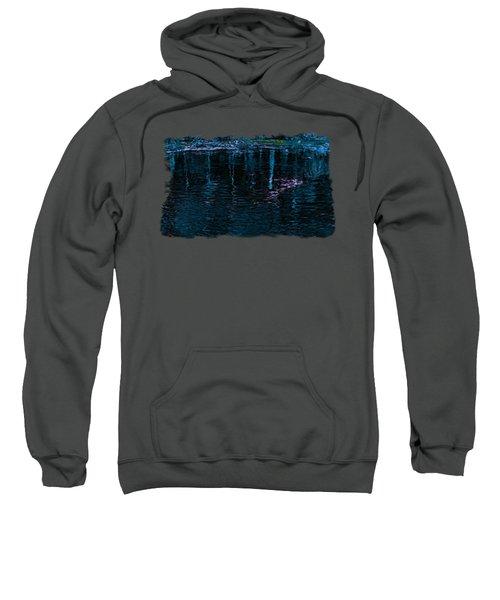 Midnight Spring Sweatshirt by John M Bailey