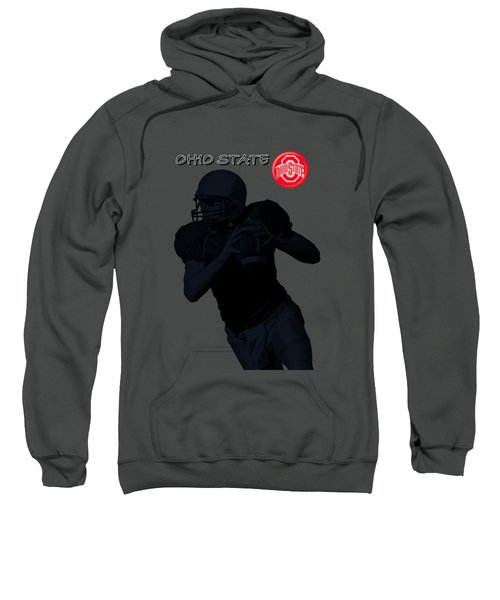 Ohio State Football Sweatshirt by David Dehner