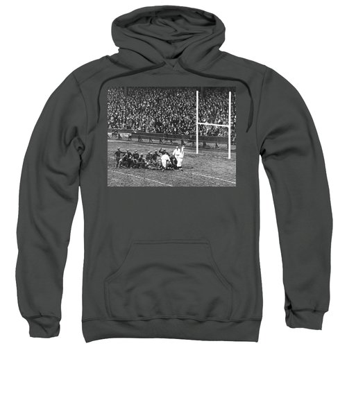 One For The Gipper Sweatshirt by Underwood Archives