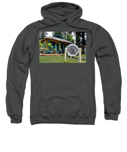Pele's Lanai Style Sweatshirt by DJ Florek