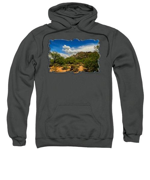 Pusch Ridge Vista H14 Sweatshirt by Mark Myhaver