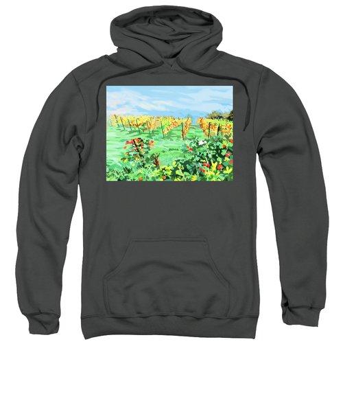 Roosthole Vineyard Sweatshirt by Plum Ovelgonne