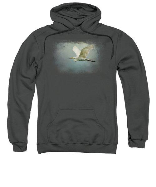 Sea Flight Sweatshirt by Jai Johnson