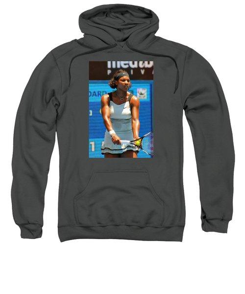 Serena Williams Sweatshirt by Andrei SKY