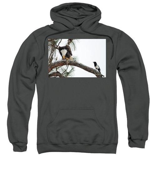Share The Wealth Sweatshirt by Mike Dawson