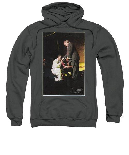 Sharpton 50th Birthday Sweatshirt by Azim Thomas
