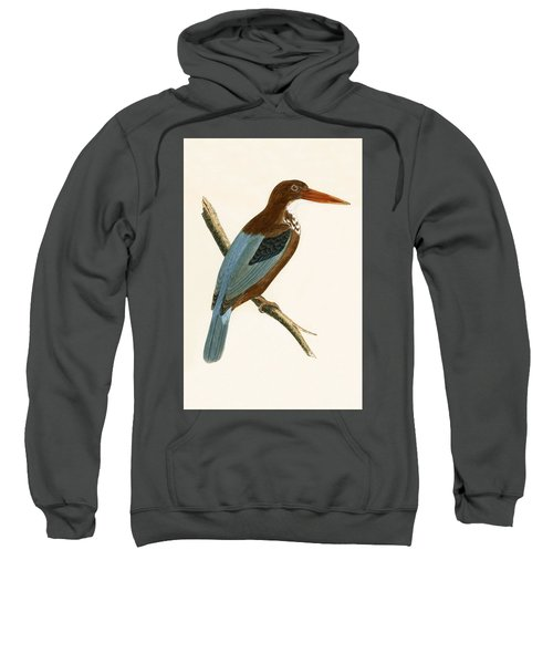 Smyrna Kingfisher Sweatshirt by English School