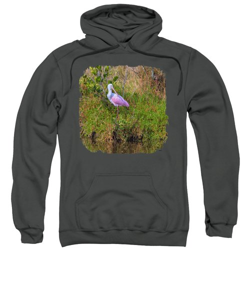 Spoonie Art 2 Sweatshirt by John M Bailey