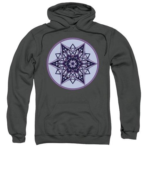Star Window II Sweatshirt by Lynde Young