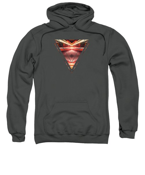 Street Night Light Xtforce-tb Sweatshirt by Philipp Rietz
